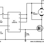 Импульсный регулятор оборотов для мотора