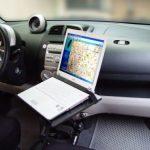 Автомобильный адаптер для ноутбука