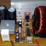 Самодельный блок питания на MOSFET транзисторе