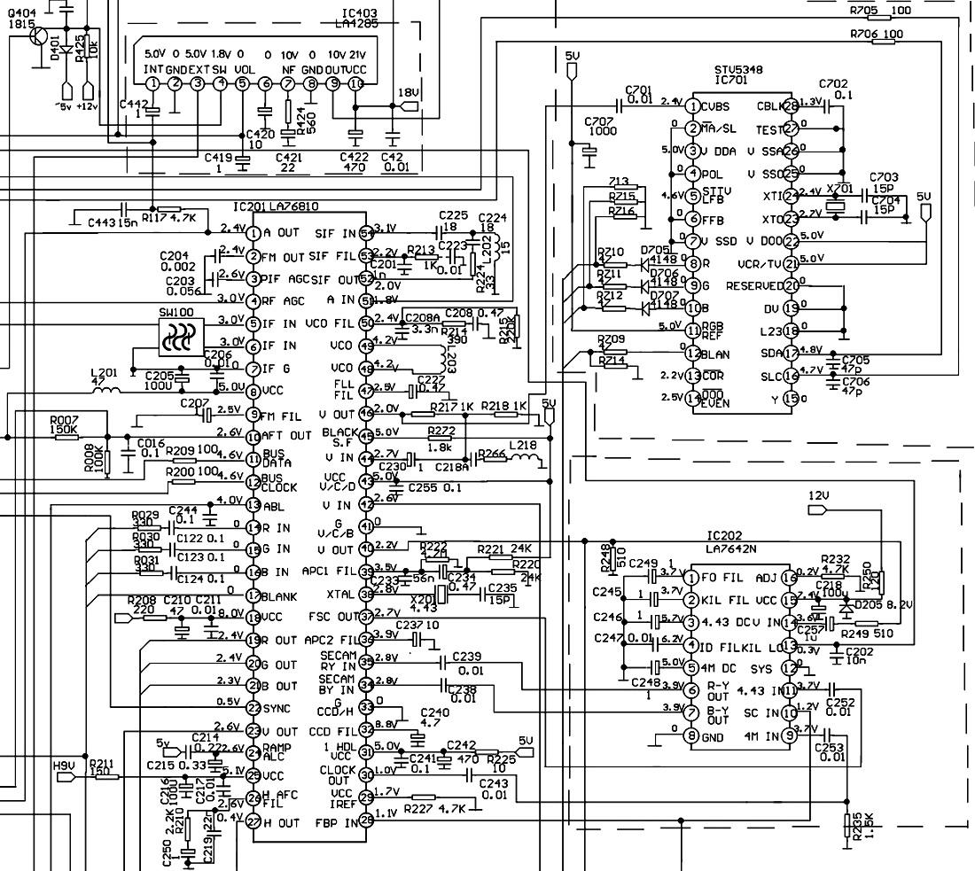 Схема телевизора эриссон 1401 фото 846
