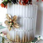 Как просто сделать красивую вазу для цветов своими руками?