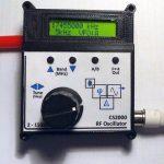 Компактный генератор сигналов на CS2000