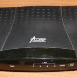 Ремонт ADSL модема ACORP своими руками