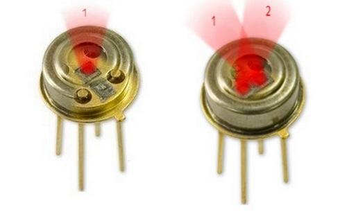 Инфракрасный термометр своими руками на MLX90614