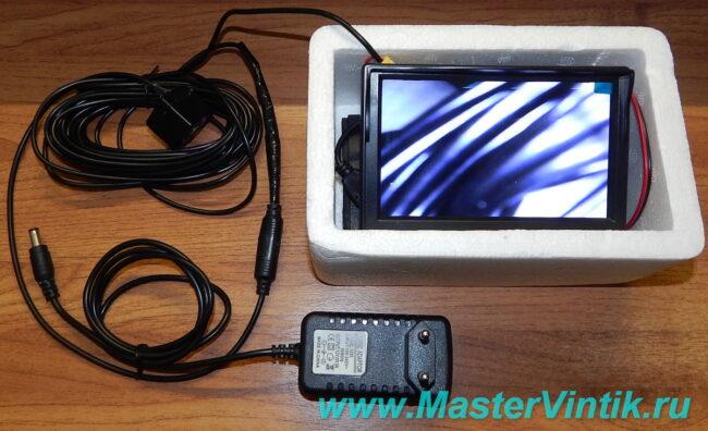 Подводная камера для рыбалки своими руками быстро и недорого