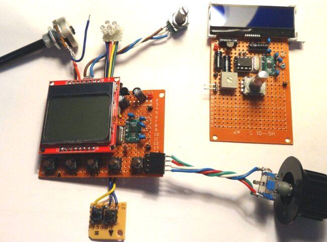 Цифровой генератор на si5351