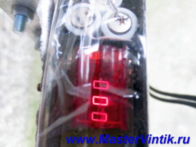 Велосипедный электронный счетчик своими руками